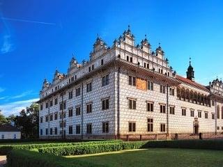Zrekonštruovali ho manželia Kiššovci z Piešťan, v ktorých vlastníctve sa kaštieľ nachádza.