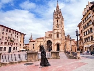 Oviedo, Španielsko