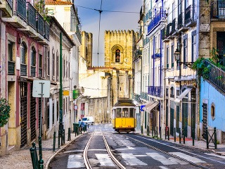 Lisabon, Portugalsko