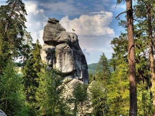 Adršpašsko-teplické skály, Česká republika