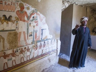 V Luxore objavili dve