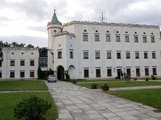 Renesančný kaštieľ v Moravanoch
