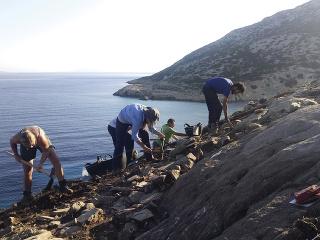Grécki archeológovia objavili počas
