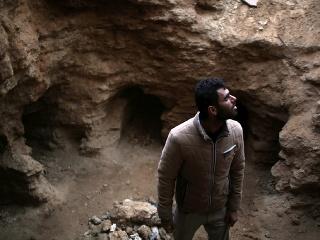 Dážď odkryl starobylé hroby
