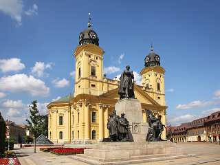 Debrecín, Maďarsko