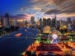 Bangkok, Thajsko