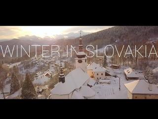 Slovensko pod snehom: Z