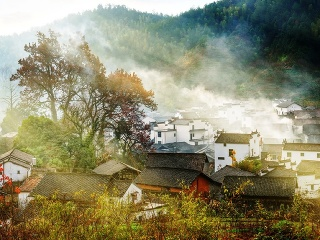 Oblasť Wuyuan , Čína