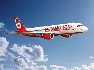 019b50973f748 Na trh s leteckou dopravou vstúpili nové nízkonákladové aerolínie  Laudamotion | Dromedár.sk