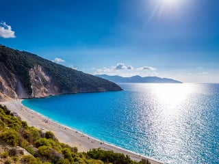 Myrtos, Kefalonia
