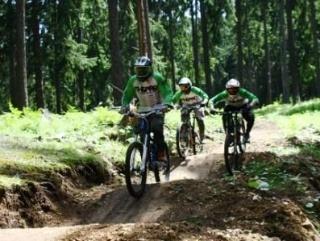 DOMA Bikepark na Malinom
