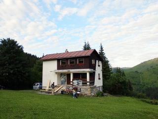 V horskom sedle Čertovica