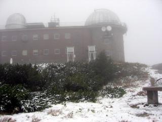 DOMA Prvý sneh v