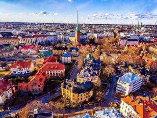 Helsinki, Fínsko