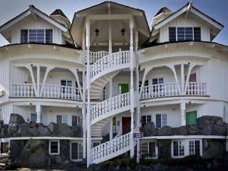 Kalifornský motel Madonna Inn