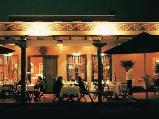 Reštaurácia v Peru