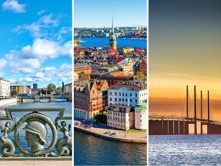 Tri korunky švédskeho turizmu