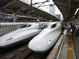 Expresný vlak Šinkansen