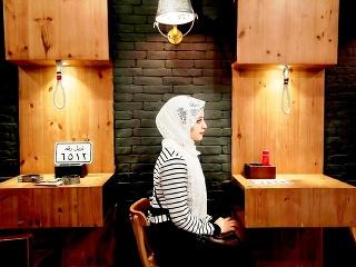 Egyptská reštaurácia zákazníkov láka