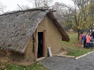 Archeopark - Živá archeológia