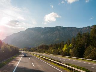 Rakúska diaľnica