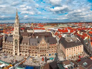 Mníchov, Nemecko