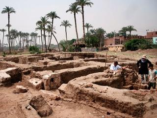 Archeológovia v Egypte objavili