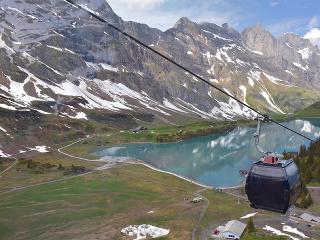 Lanovka Titlis, Švajčiarsko