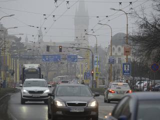 Smog v Prešove
