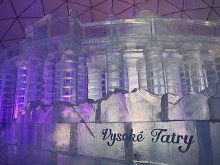 Tatranský ľadový dóm na
