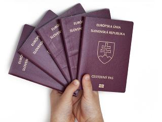 Slovenský pas