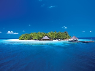Ostrov Angsana Ihuru, Maledivy