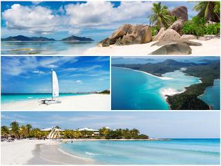 Desať najkrajších pláží sveta: