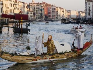 Karneval v talianskych Benátkach
