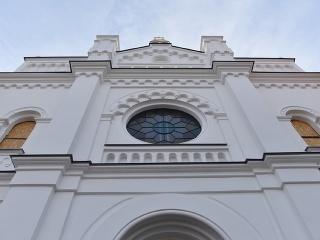 Synagóga v Senci
