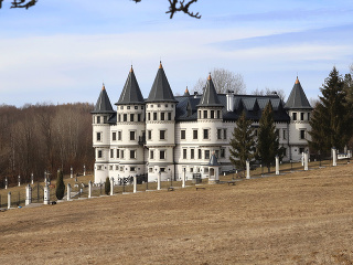 Hrad Marcus, Repište