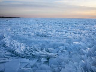 Michiganské jazero v americkom
