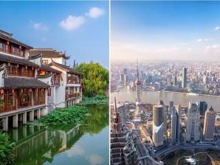 Šanghaj – Perla Orientu