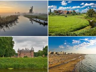 Holandsko je vskutku nádherné: