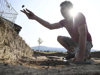 Archeologická lokalita Várhegy pri
