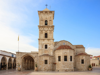 Kostol Agios Lazaros, Larnaka,