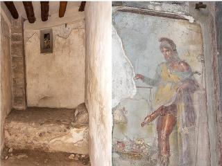 Nevestinec, Pompeje