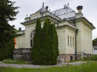 Andrássyho obrazáreň v obci