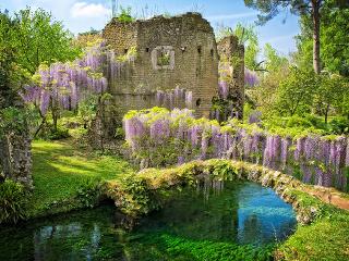Záhrada Ninfa