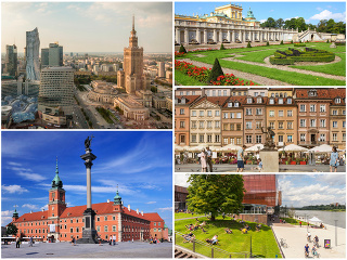 To najlepšie z Varšavy