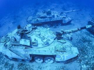 V Jordánsku otvorili podmorské