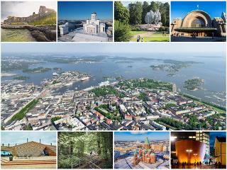 Helsinki - malebná metropola