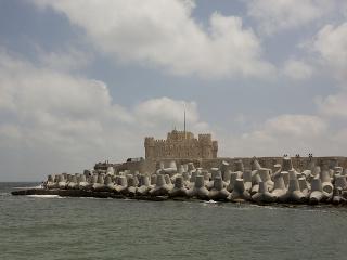 Egypt: Známe prístavné mesto