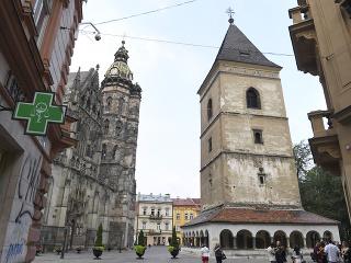 Urbanova veža v Košiciach