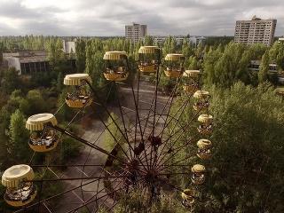 Černobyľ je jedna z